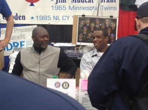 Dave Stewart and Doc Gooden