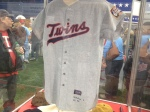 Harmon Killebrew's jersey