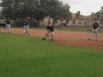 Morneau taking grounders