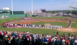 National Anthem at JetBlue