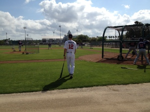 Class A Fort Myers manager Jake Mauer