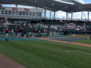 Twins taking BP at JetBlue