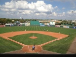 View of McKechnie Field