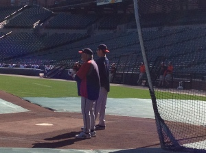 Gardenhire with Mauer