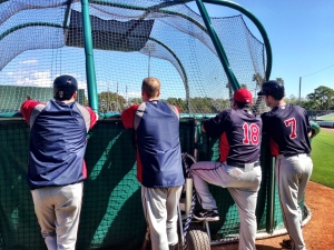 Willingham, Morneau, Guardado & Mauer watch BP