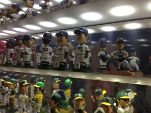 Twins bobbleheads