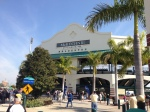 Outside McKechnie Field