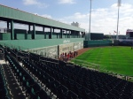 View of Green Monster