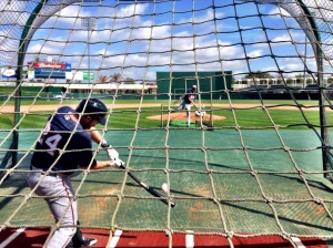 Plouffe taking BP
