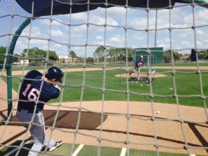 Willingham takes BP
