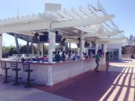 New bar in right field